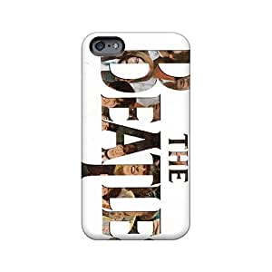 Protector Cell-phone Hard Covers For Iphone 6plus With Custom Nice The Beatles Skin KaraPerron