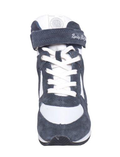 Navy Damen C0002L REPLAY Mehrfarbig Sneaker White GWP70 195 Denize EqZ6xw6tfY
