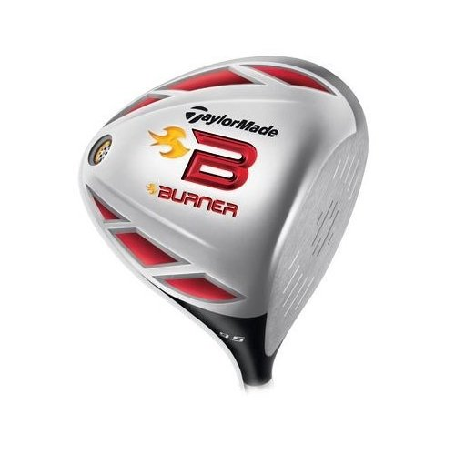 - Used Taylormade 2009 Burner Tp Driver 1w 10.5* Graphite Regular Right 45.5
