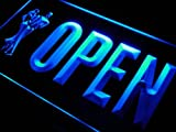 OPEN Dance School Shop LED Sign Neon Light Sign Display j782-b(c)