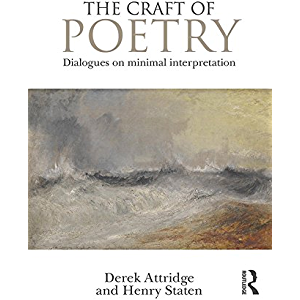 The Craft of Poetry: Dialogues on Minimal Interpretation