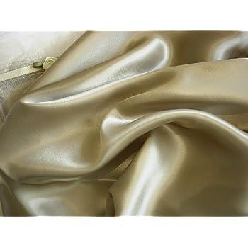 Taupe Luxury 100% Silk Pillowcase Hair & Facial Beauty Queen / Standard