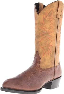 Laredo Men's Carthage Boot,Brownstone/Aged Pecan,8 D (M) US