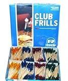 Frill Picks, 4'', 10000/CA