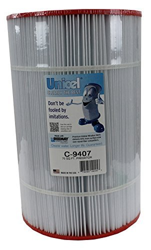 (Unicel C-9407 Replacement Filter Cartridge for 75 Square Foot Predator, Clean and Clear, Cal Spas)