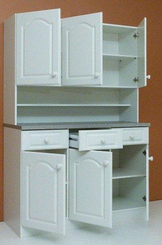 9 - 9 -1675: made in BRD - armario buffet - cocina aparador - cómoda ...