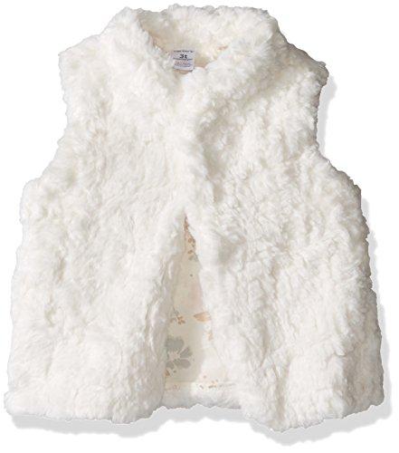 Carters Faux Fur Vest Toddler