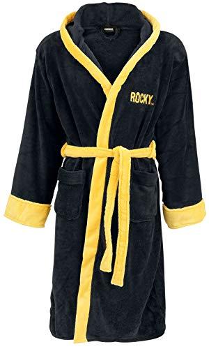 5b68963dbc Rocky Balboa Hooded Bathrobe - Adult One Size  Amazon.co.uk  Kitchen   Home