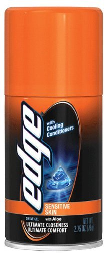 Edge 2.75 oz. Shave Gel (3-Pack)