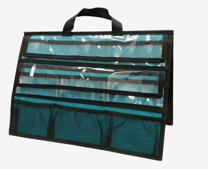 Tutto CFO7T TURQUOISE Tool Holder, Turquoise