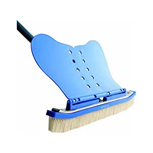 The Wall Whale Classic Swimming Pool Brush Patio Lawn Garden