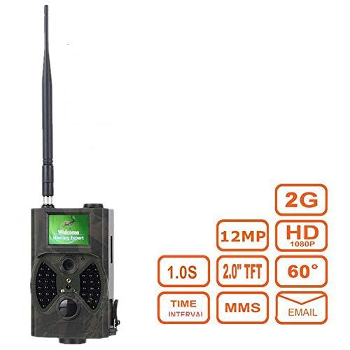 MEMORY Hunting Camera, MMS Hunting Camera, Infrared Night Vision Surveillance Camera, Waterproof Hunting Infrared Night Vision Camera