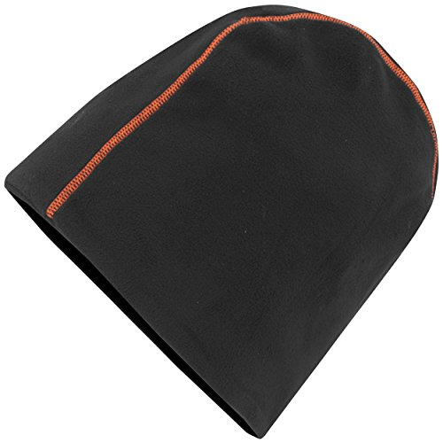 Minto Microfleece Hat Hansen Beanie Black Lightweight Helly Mens Workwear twEgq4