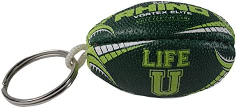 Amazon.com: Rhino vida Running Eagles Pelota de rugby ...