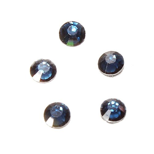 200pcs-2mm-flat-resin-rhinestone-nail-art-tips-cell-phone-decorations-dark-blue-by-roundy