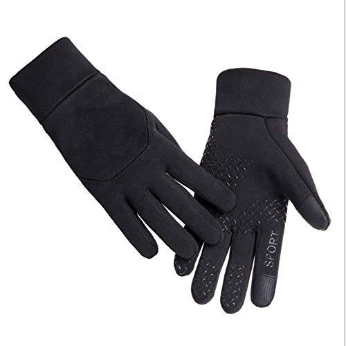 GL Sport Gloves Touchscreen Anti Slip Windproof Thermal for Running Riding Driving Texting Cycling Biking Skiing Hiking Climbing Unisex Women and Men