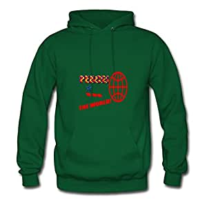 Peace_in_the_world Green Different Customized Hot Hoody X-large Women