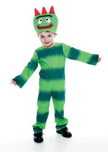 Yo Gabba Gabba Brobee Toddler Costume, 2T for $<!--$32.99-->