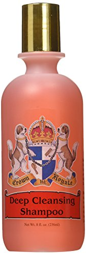 Crown Royale Deep Cleansing Shampoo 8oz 4 to 1