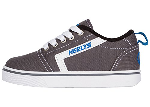Grey White GR8 Unisex Royal Adults' Grey Trainers Pro Heelys Xn7vPq0q