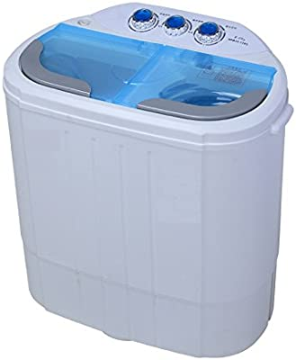 Howell HO.LP436 lavadora Carga superior Portátil Blanco ...