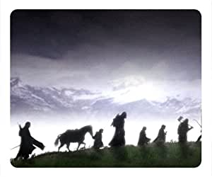The Lord Of The Rings Rectangle Mouse Pad by ieasycenter