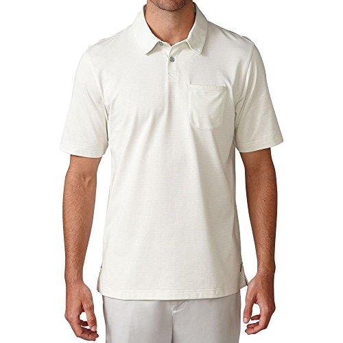 (アシュワース) Ashworth メンズ ゴルフ トップス Jersey Mini Stripe Pocket Golf Polo [並行輸入品]