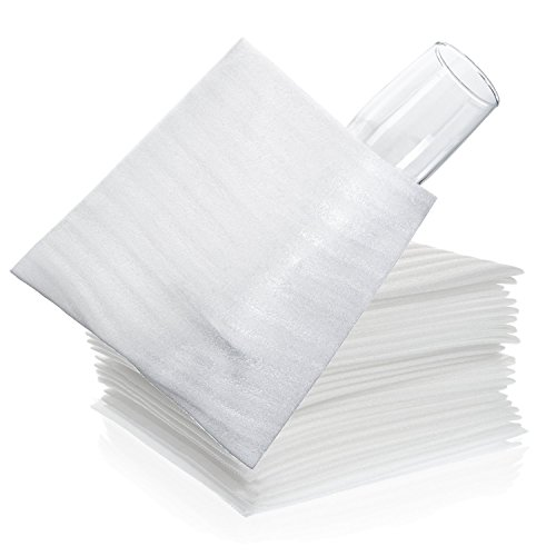 Premium Foam Packing Sheets (60 Count, 7 3/8 x 7 1/2