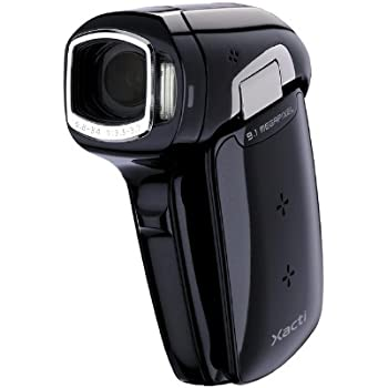 Sanyo Xacti VPC-CG9 9MP Flash Memory Camcorder with 5x Optical Zoom (Black) (Discontinued by Manufacturer)