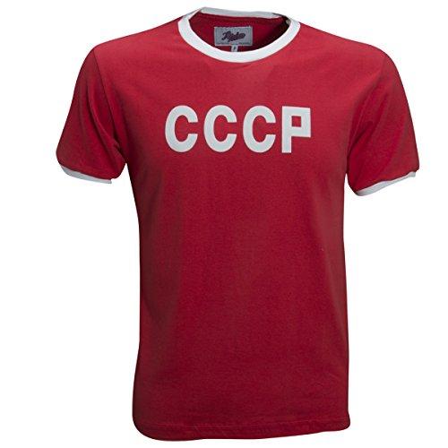 Jersey 1970 Retro (Retro League Soviet Union (CCCP) 1970 Shirt (Small))
