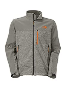 The North Face Apex Bionic Jacket - Men's Sedona Sage Grey Heather/Asphalt Grey 2X-Large from The North Face
