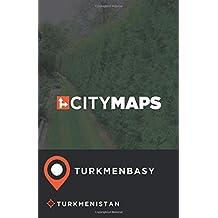 City Maps Turkmenbasy Turkmenistan