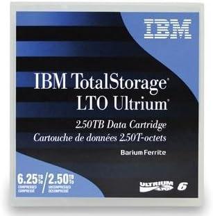 Ibm Media Tape Lto6 2 5 6 25 Tb New Retail 00v7590 Computer Zubehör