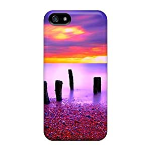 Iphone 5/5s Case, Premium Protective Case With Awesome Look - Last Minutes Before The Dusk