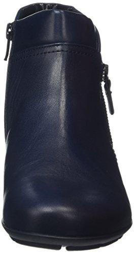 Gabor Shoes Gabor Basic, Botines para Mujer Azul (river 26)