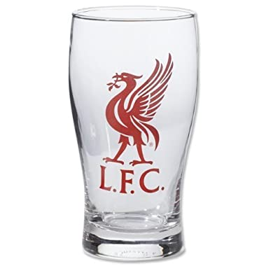 Official Liverpool FC Pint Glass