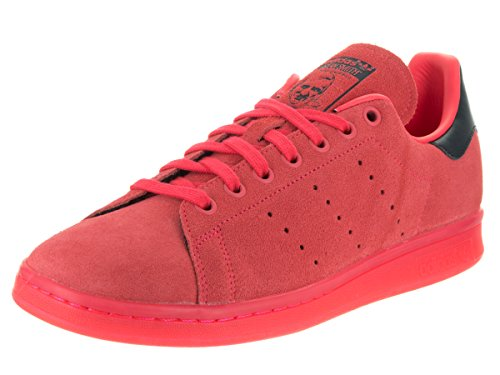 Smith Top Adulto Shock Scarpe Red Unisex Low adidas Rosso Stan 5Hq77