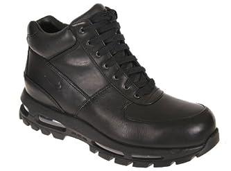 d71612bb9d View Deal. Nike Air Max Goadome Men's Lifestyle Leather Boots Black ...