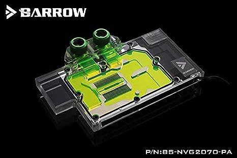 Barrow NVIDIA RTX 2070/2060, Founders LRC 2.0 RGB Tarjeta gráfica ...