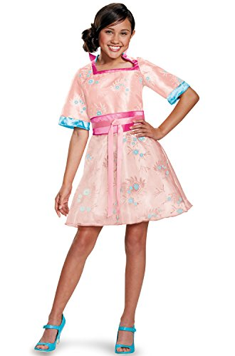 Disguise 88138G Lonnie Coronation Deluxe Costume, Large (10-12) (Creative Cute Women Halloween Costumes)