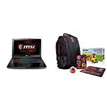 "MSI GE62MVR 7RG-043CA Apache Pro 15.6"" FHD VR Ready Gaming Notebook w/ MSI Dragon Fever Bundle"