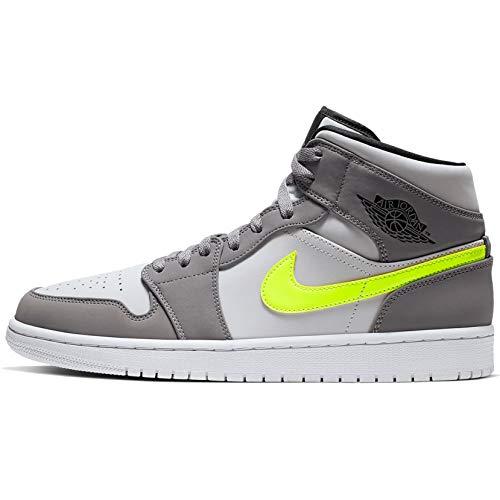 Nike Mens Air Jordan 1 Mid Shoe Mens Mens 554724-072