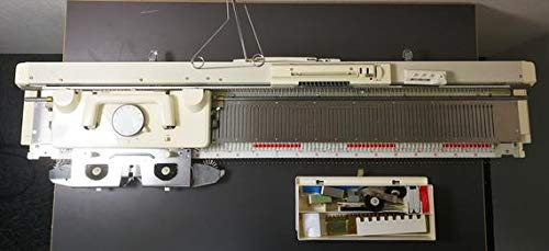 SK155 Singer/Silver Reed Bulky Chunky Punch Card Knitting Machine by SUNNY CHOI (Image #3)