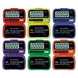 MAC-T ULTRAK 240 Pedometers - Set of 6 - PE07443