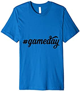 [Featured] Game Day Gameday Football Hashtag Funny Football Sport Gift Premium in ALL styles | Size S - 5XL