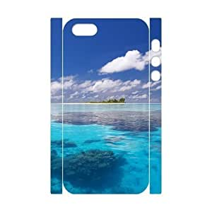 VNCASE Sea Ocean Phone Case For iPhone 5,5S [Pattern-1]