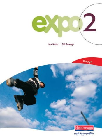 Expo 2: Rouge Pupil Book (Expo 2)