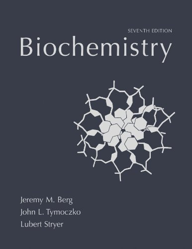 Biochemistry, Seventh Edition cover
