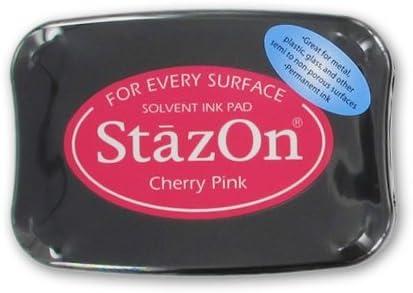 Stempelkissen Stazon Cherry Pink