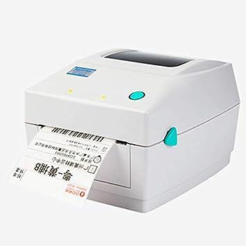 Impresora portátil Impresora, Xprinter XP-460B USB Puerto de ...